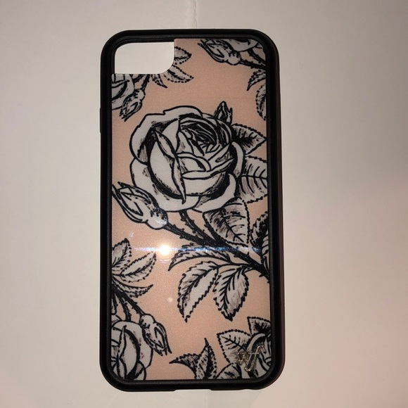 "best loved 82b54 6c7a5 Wildflower iPhone 6/7/8 ""Claudia Sulewski"" case"